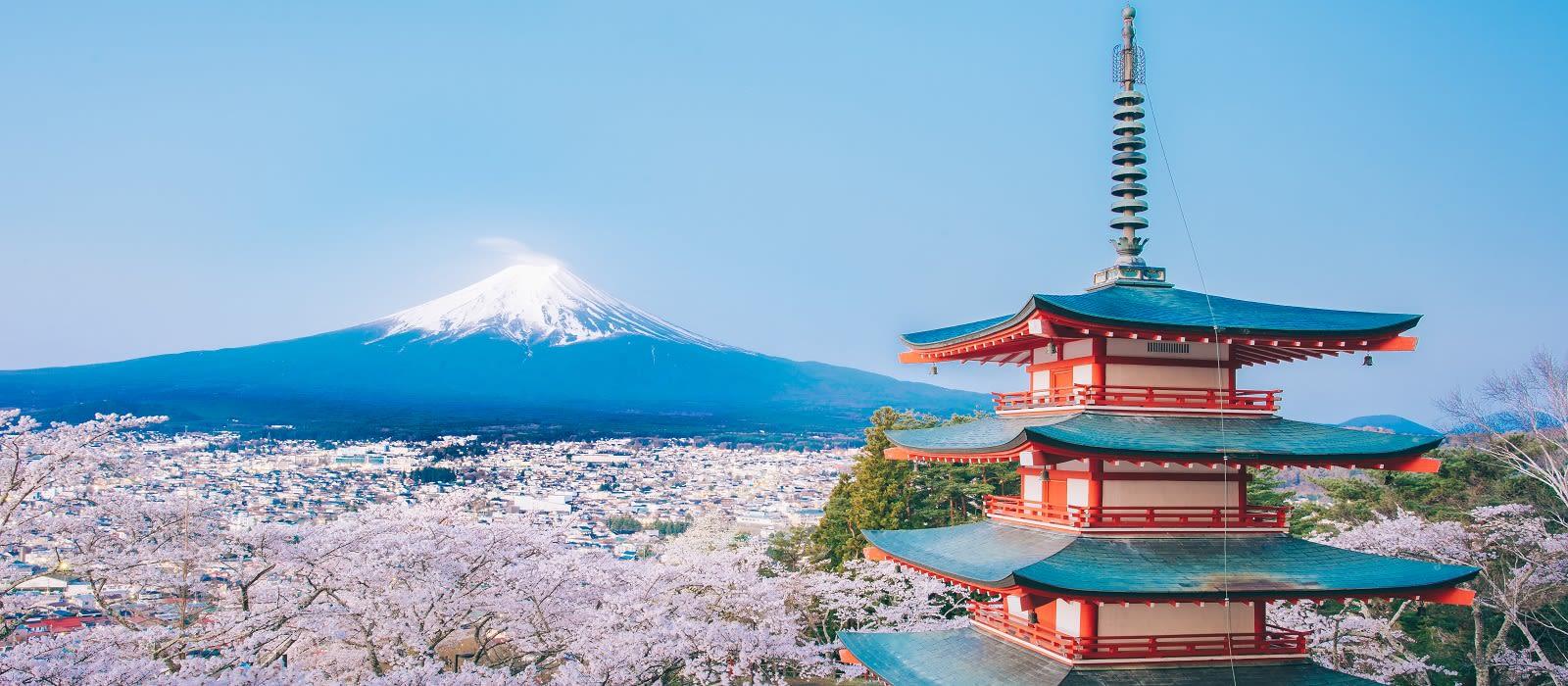 Japans verborgene Schätze Urlaub 1