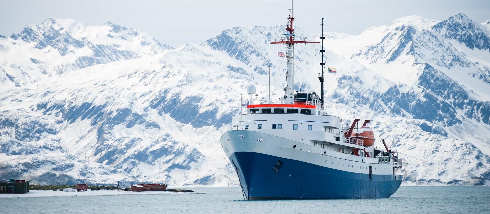 Falls, Falklands and Antarctic Adventures Tour Trip 4