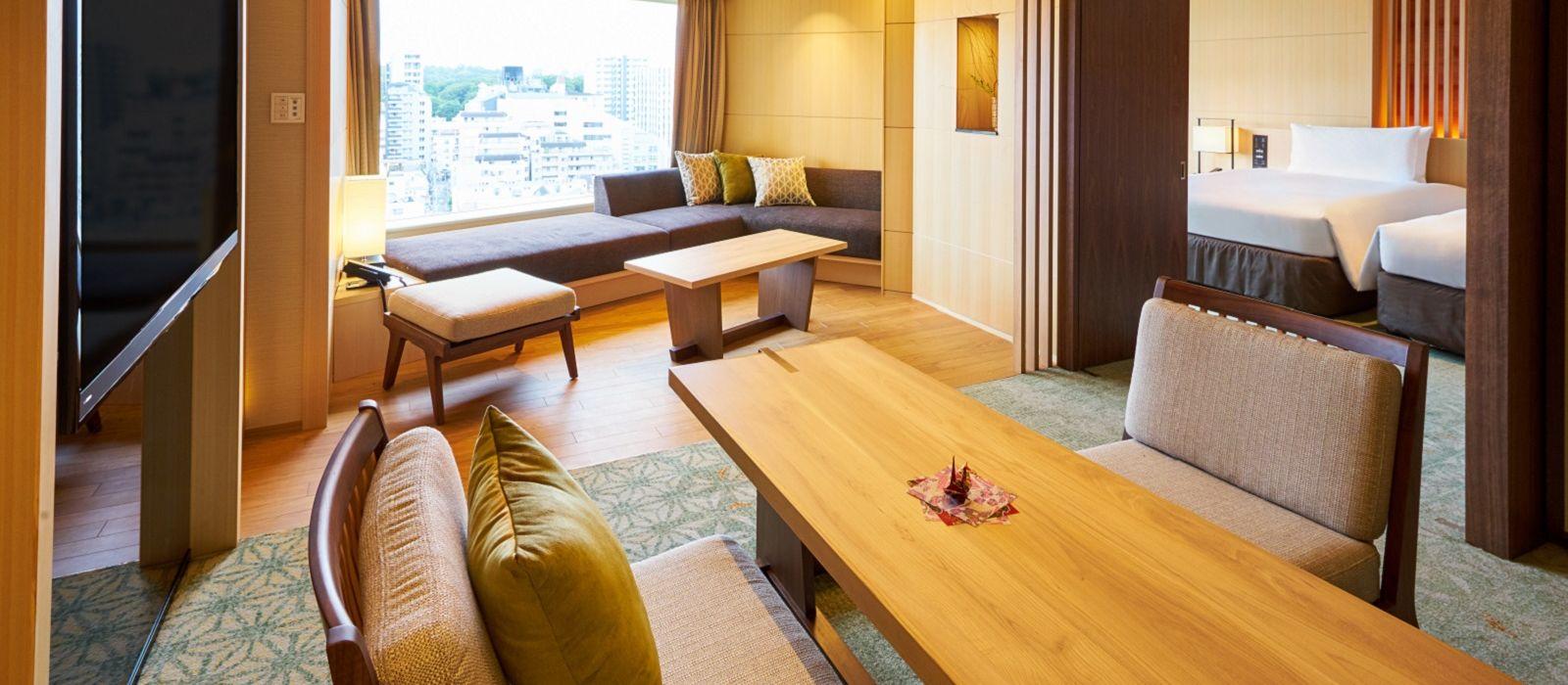 Hotel  Gajoen Tokyo Japan