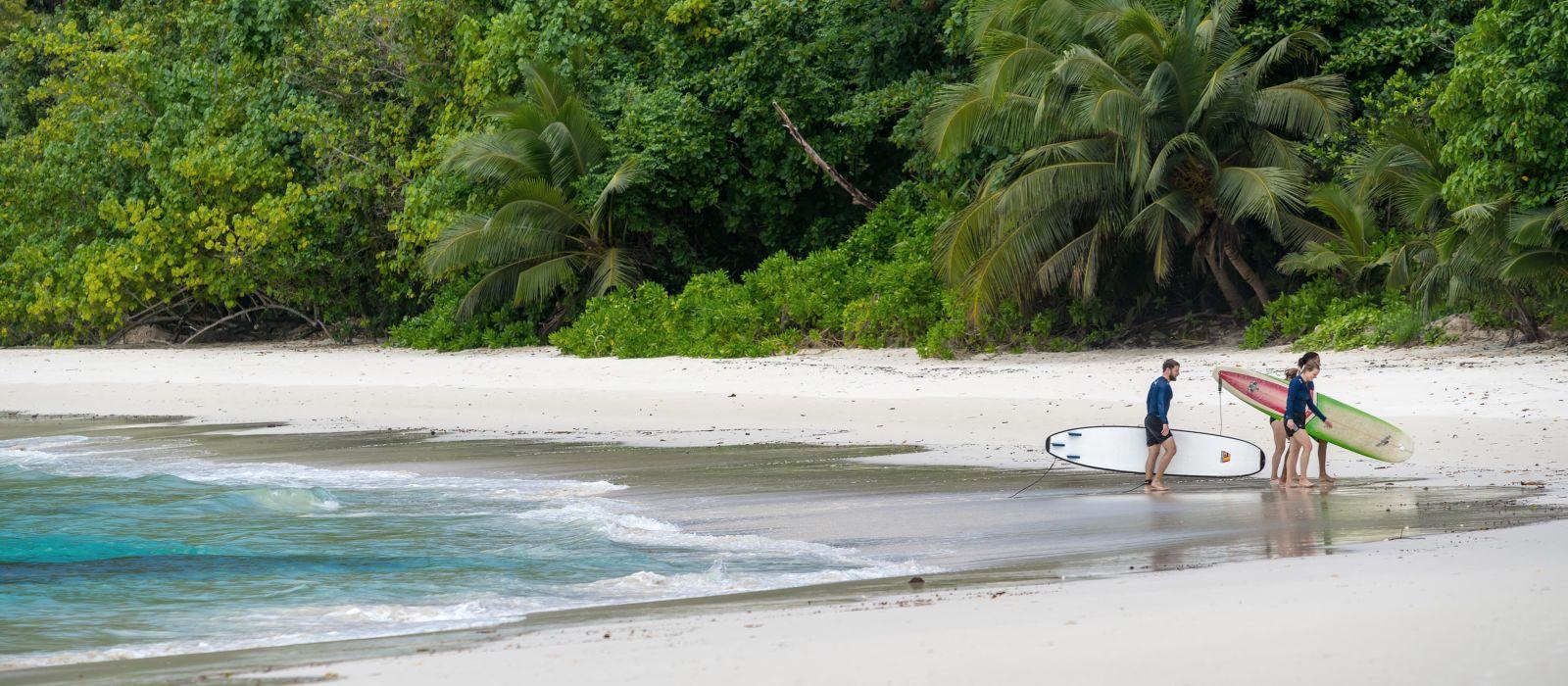 Seychellen: Inselparadies & The Moorings Kreuzfahrt Urlaub 2