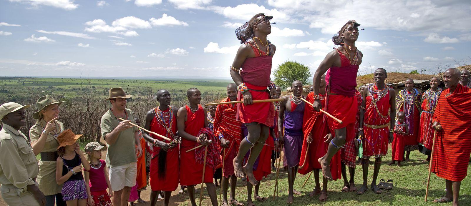 Maasai Magic, Safari and Zanzibar Tour Trip 4