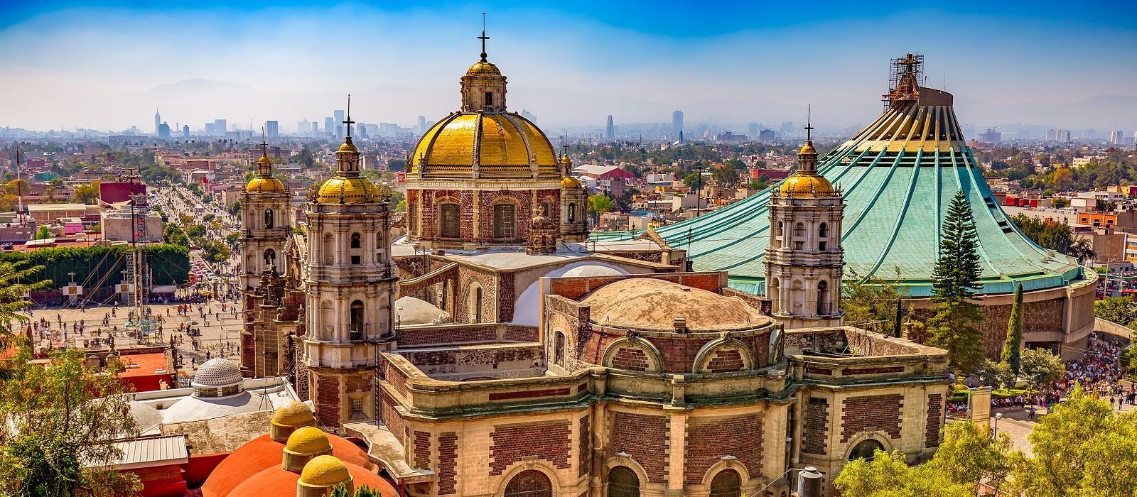 Mexikos koloniale Schätze & Strand Urlaub 1
