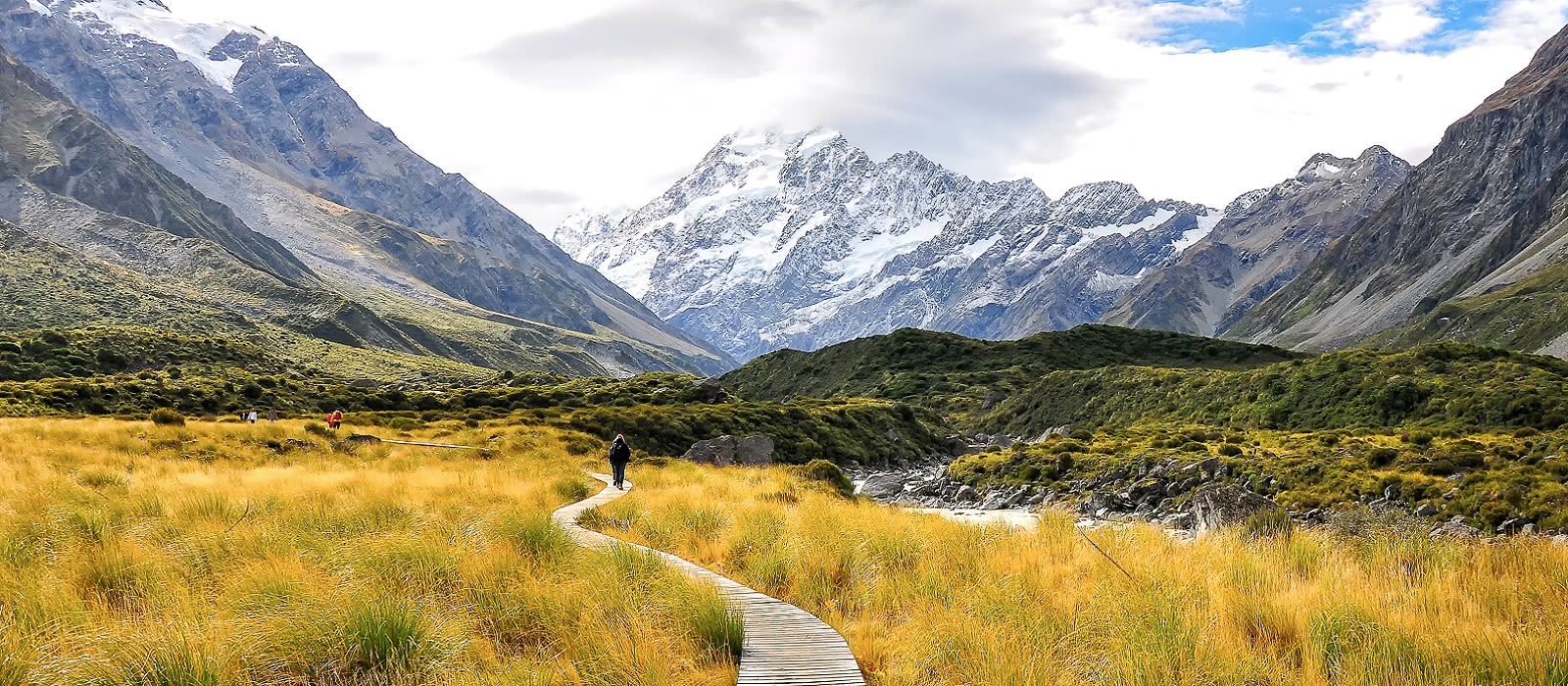 Essential New Zealand: Islands and Alpine Adventure Tour Trip 2