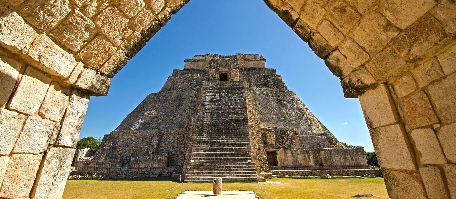 Eintauchen in Yucatán: Antike Ruinen & Strand Urlaub 4