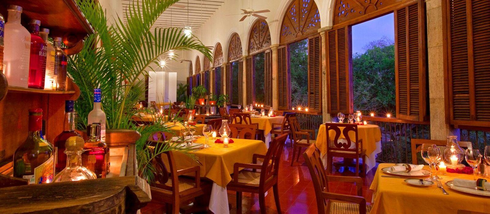 Hotel Hacienda Temozon Mexico