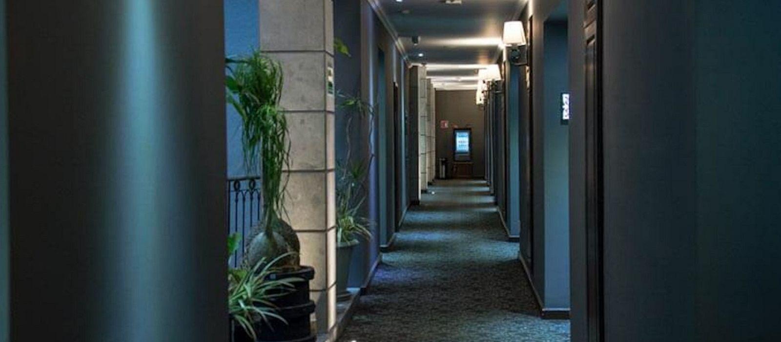 Hotel Zocalo Central Mexico City Mexico