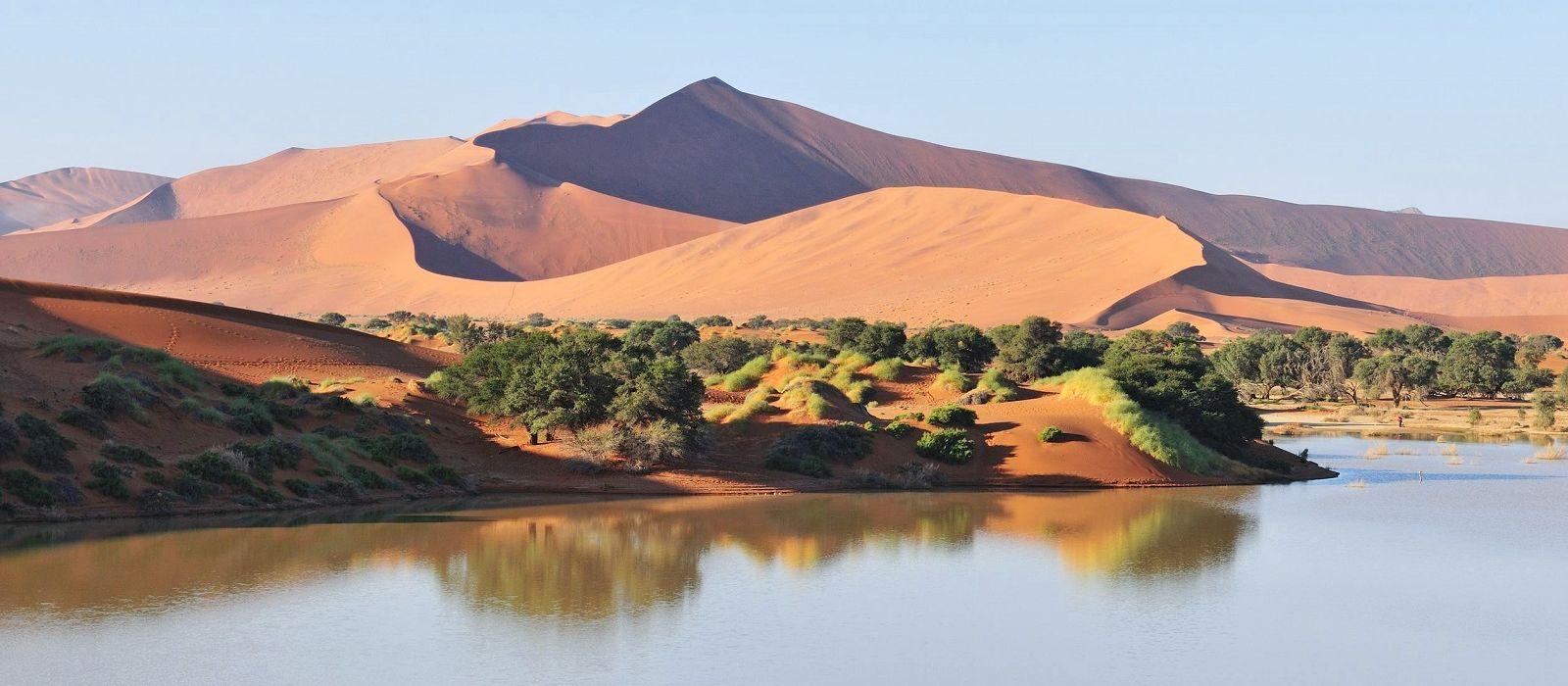 Namibia, Botswana & Simbabwe: Selbstfahrer-Reise via Caprivi Urlaub 2