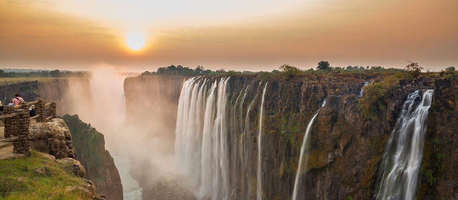 Selbstfahrer-Reise nach Südafrika, Namibia & Simbabwe: Nord Kap via Caprivi und Viktoriafälle Urlaub 7