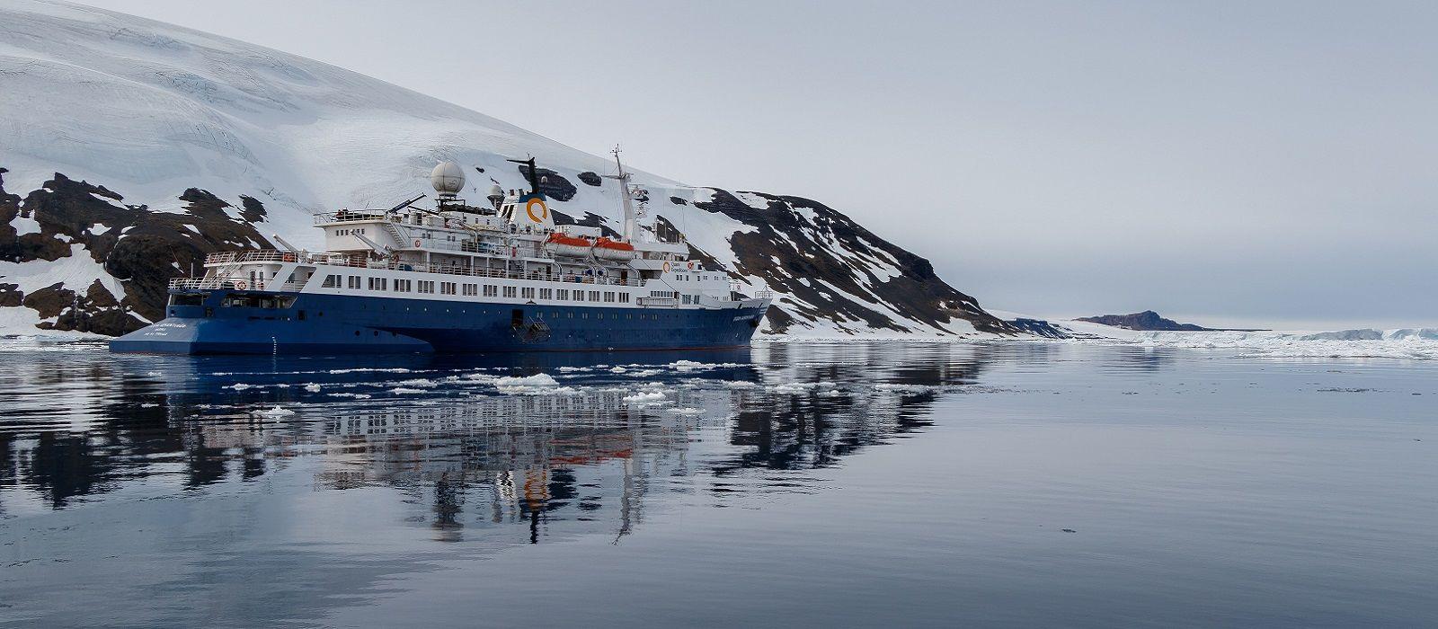 Adventures of the Southern Ocean: Falklands, South Georgia & Antarctica Tour Trip 1
