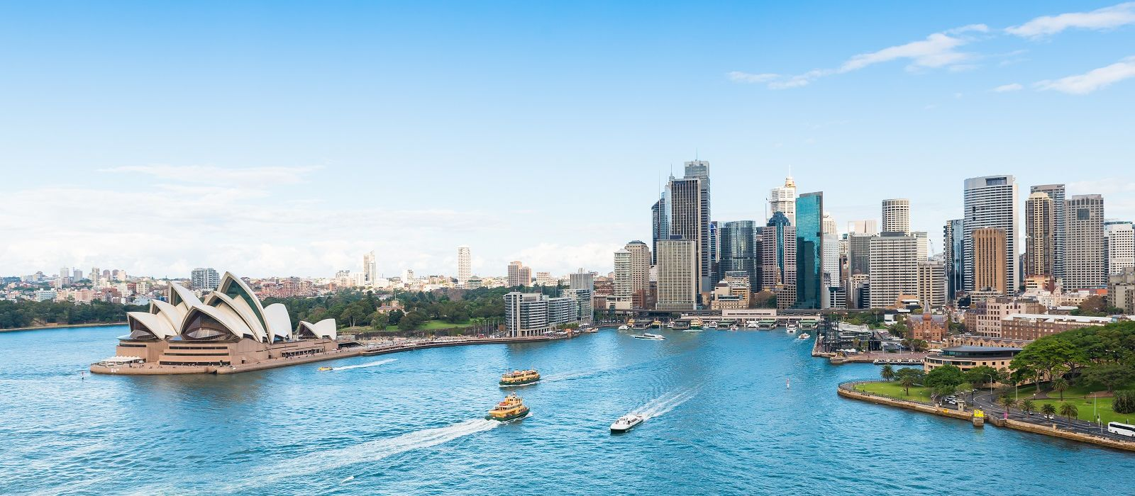 Australia: Cities, National Parks & Beaches Tour Trip 1