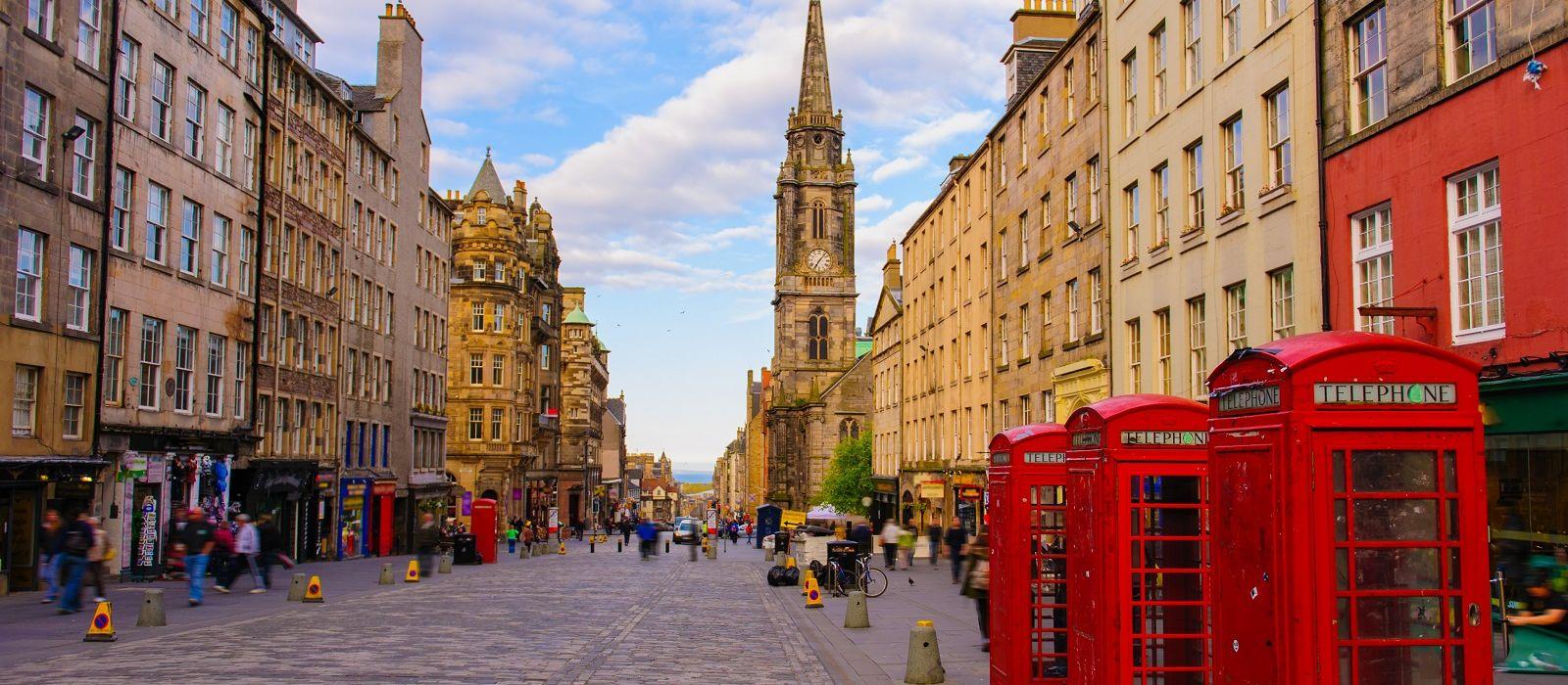 Overland Highlights of Scotland Tour Trip 3