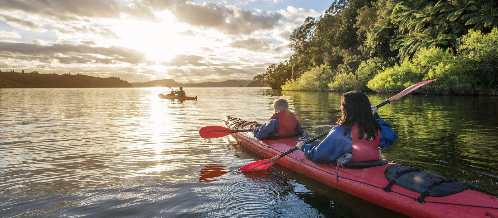 Neuseeland: Kunst, Wein und Strand Urlaub 2