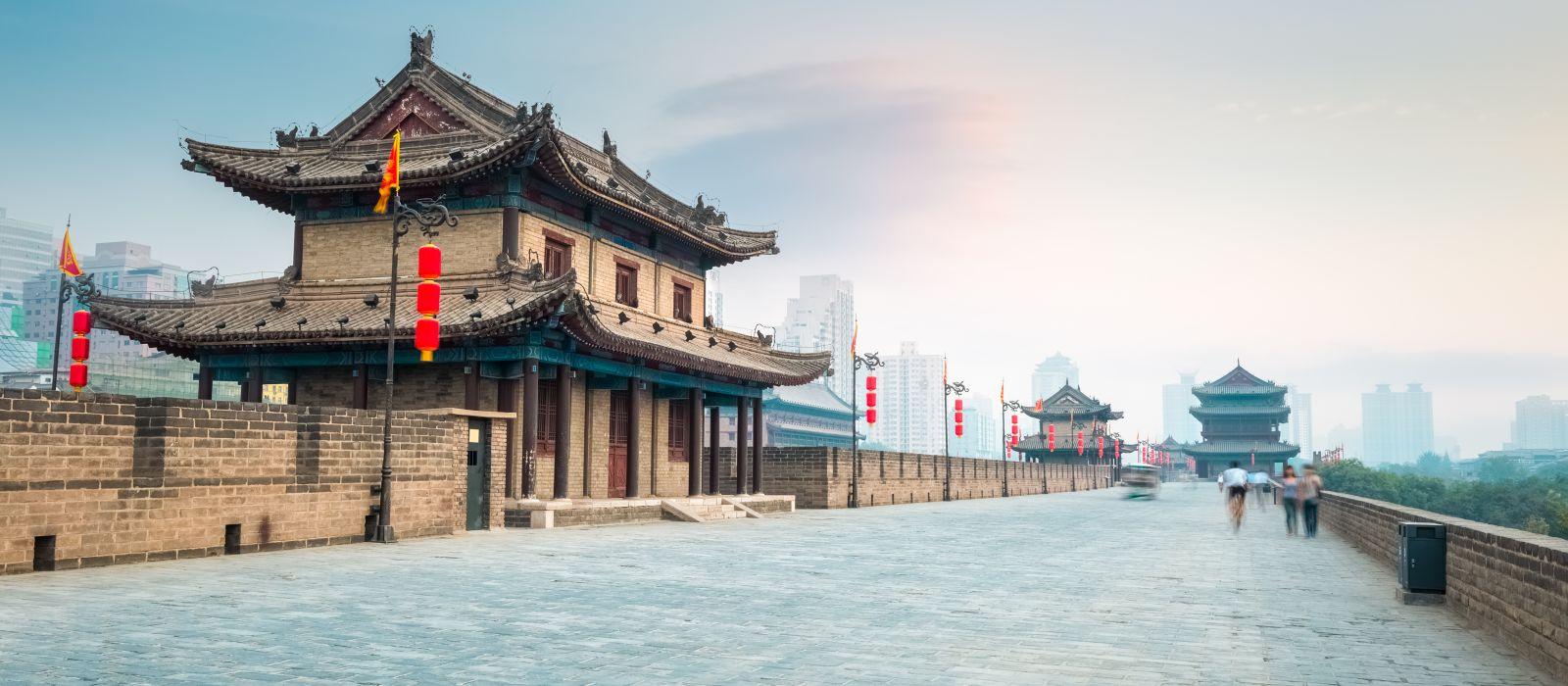 Kaiserstädte, Tibet & eine Kreuzfahrt auf dem Yangtze Urlaub 1