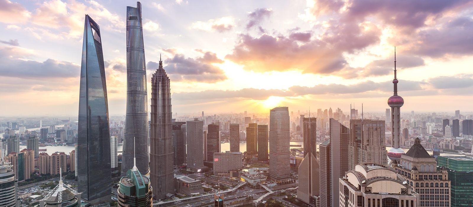 China für Einsteiger: Von Peking (Beijing) nach Shanghai Urlaub 3