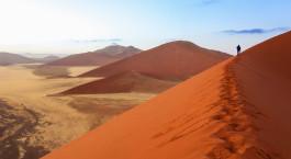 Reiseziel Namib Desert Namibia