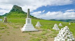 Reiseziel Battlefields Südafrika