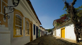 Destination Paraty Brazil