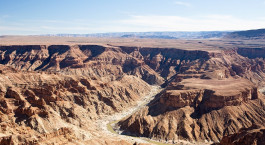 Reiseziel Fish River Canyon Namibia