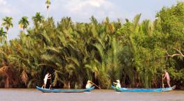 Reiseziel Cai Be / Mekong Delta Vietnam
