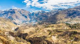 Reiseziel Colca Peru