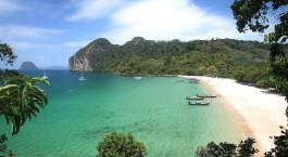 Reiseziel Koh Mook Thailand