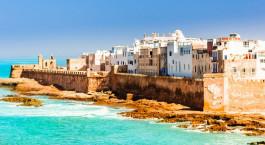 Reiseziel Essaouira Marokko