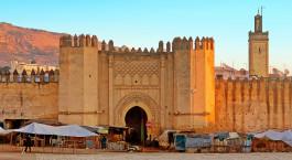 Destination Fes Morocco