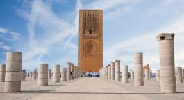 Reiseziel Rabat Marokko