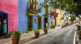 Reiseziel Puebla Mexiko