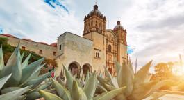 Reiseziel Oaxaca Mexiko