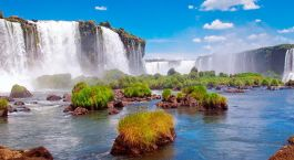 Destination Foz do Iguacu Brazil