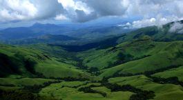 Chikmagalur Sud de l'Inde