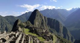 Reiseziel Inka-Pfad Peru