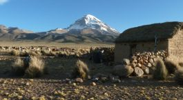 Destination Sajama Bolivia
