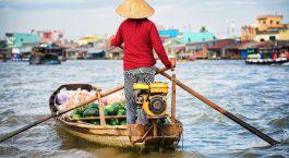 Destination Can Tho Vietnam