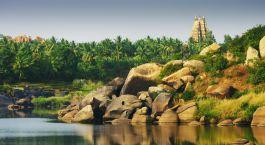 Reiseziel Dindugal Südindien