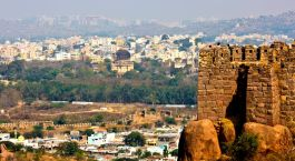 Destination Hyderabad South India