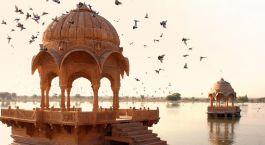 Jaisalmer Norte de India