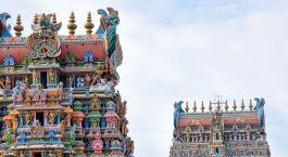 Madurai Sur de India