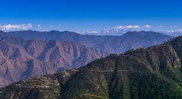 Destination Mussoorie Himalayas