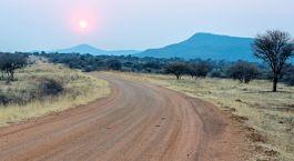Destination Okonjima Namibia