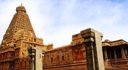 Thanjavur Sud de l'Inde