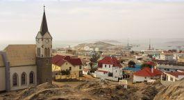 Destination Luderitz Namibia