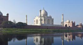 Agra Nord de l'Inde