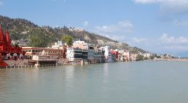 Haridwar Zona de los Himalayas
