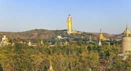 Destination Monywa Myanmar