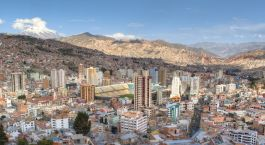 Destination La Paz Bolivia