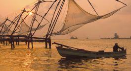 Cochin Sur de India