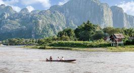 Reiseziel Vang Vieng Laos