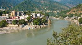Destination Rishikesh Himalayas
